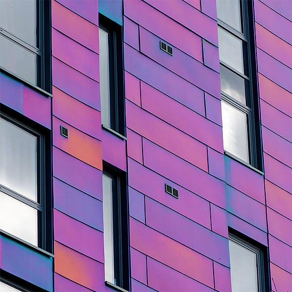 aluminium rainscreen cladding astor house