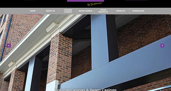 New column casing website